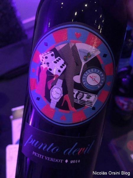 Punto Devil Petit Verdot 2016