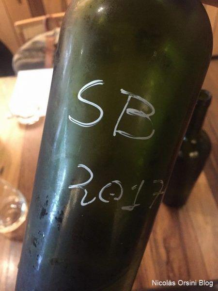 El Salvaje Sauvignon Blanc 2017
