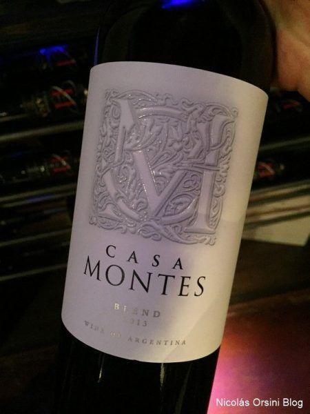 Casa Montes Blend 2013
