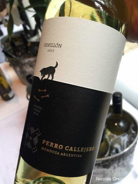 Perro Callejero Semillón 2017