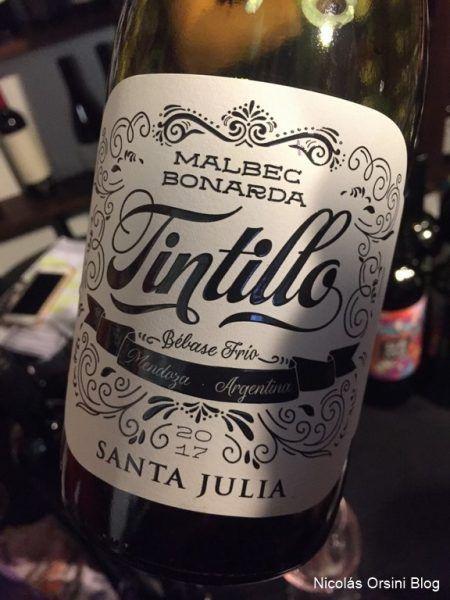 Santa Julia Tintillo Malbec - Bonarda
