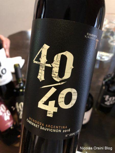 40/40 Cabernet Sauvignon