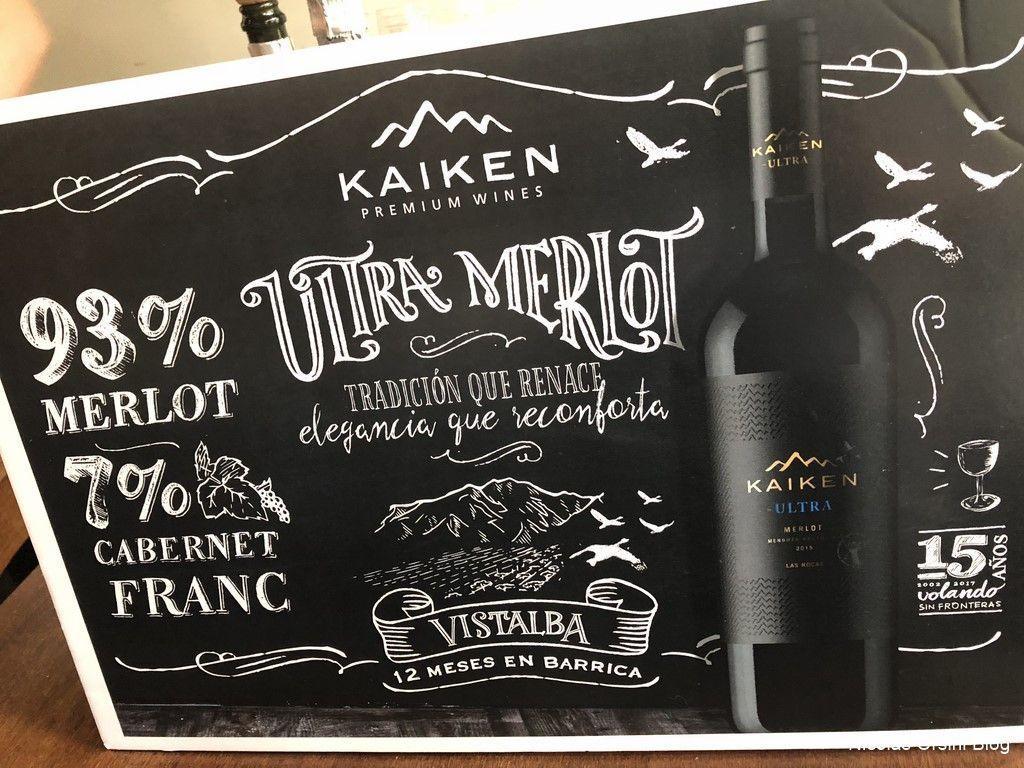Kaiken Ultra Merlot