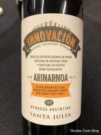 Santa julia Innovación Arinarnoa 2017