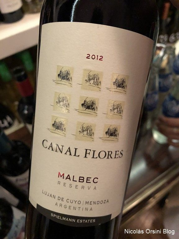 Canal Flores 2012