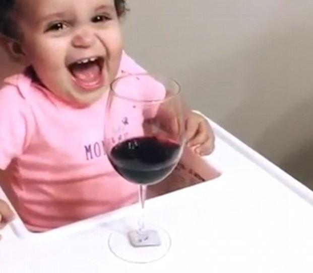 baby wine