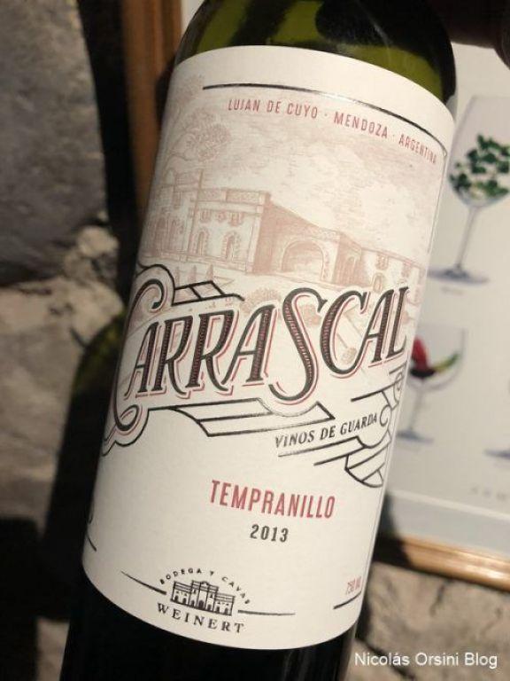 Carrascal Tempranillo 2013