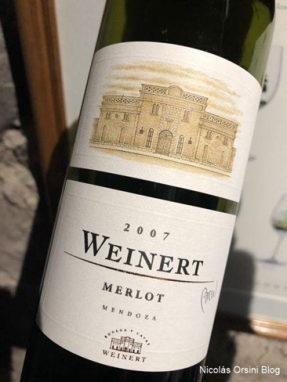 Weinert Merlot 2007