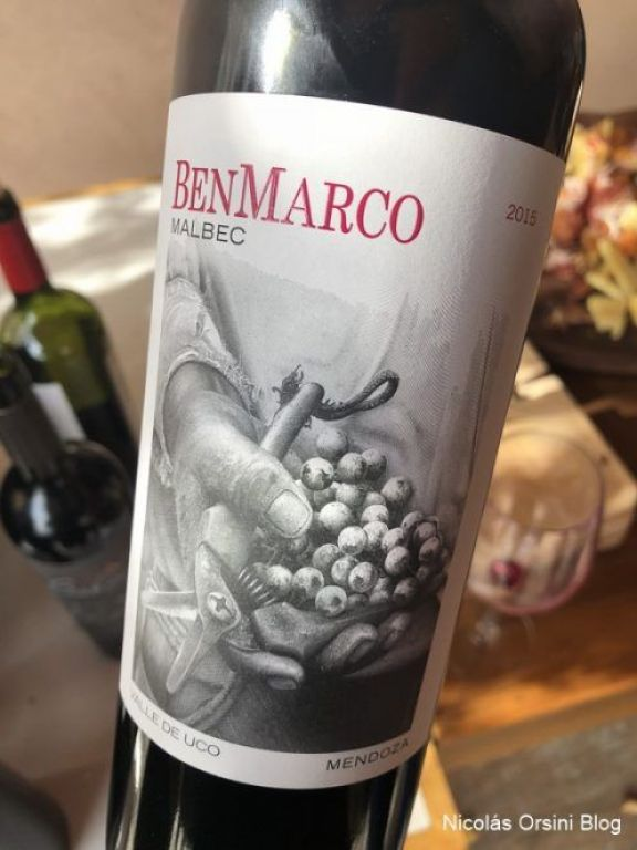 Benmarco Malbec 2015