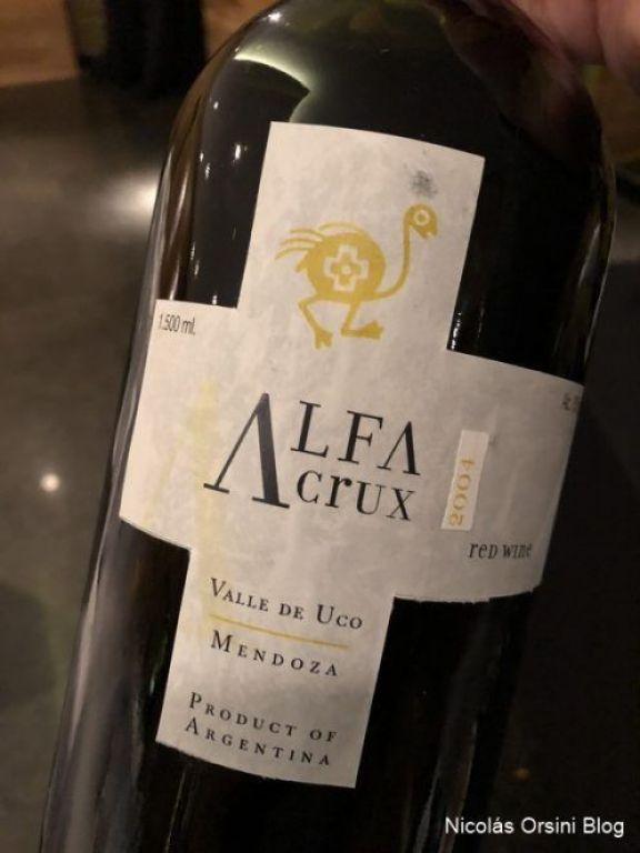 Alfa Crux Blend2004