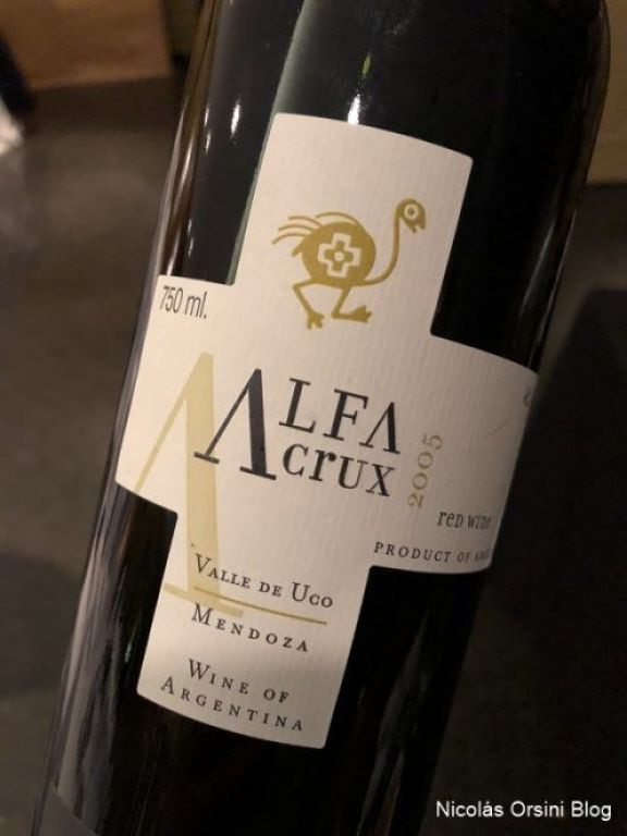 Alfa Crux Blend2005