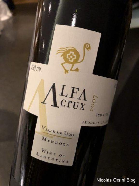 Alfa Crux Blend2007