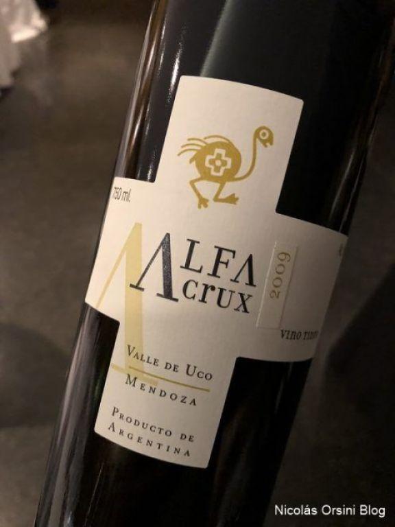 Alfa Crux Blend2009