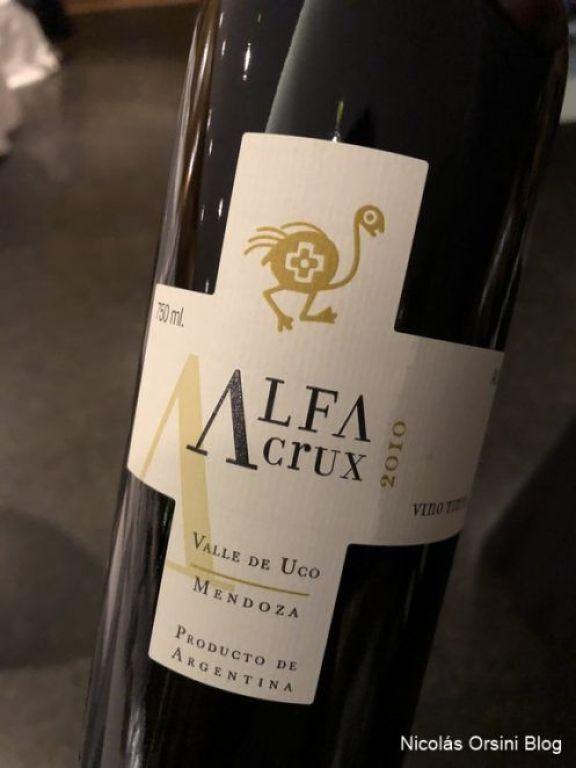 Alfa Crux Blend2010