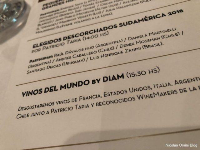 Vinos del Mundo by DIAM