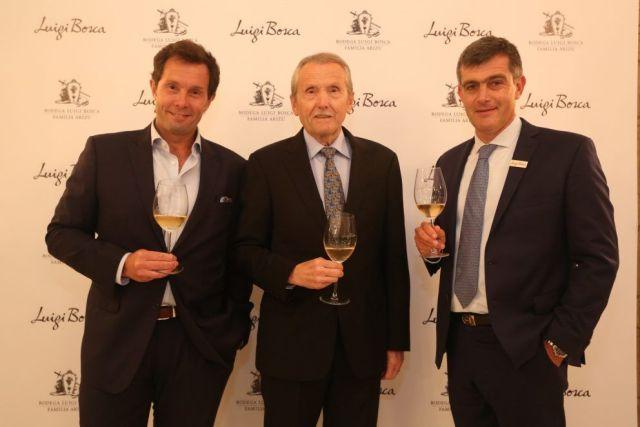 Alberto Arizu (h) y (p) y Pablo Cúneo