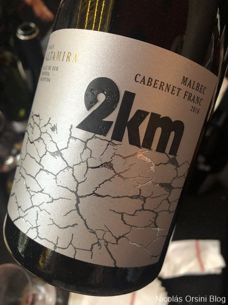 2 KM Malbec C.Franc 2016