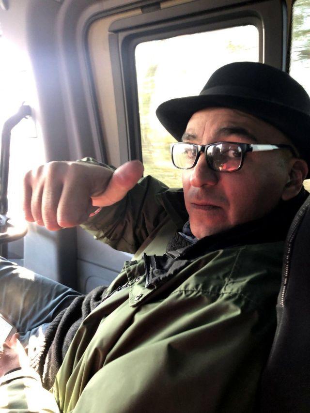 Fernando Musumeci, el ideólogo de todo el #MrWinesTour