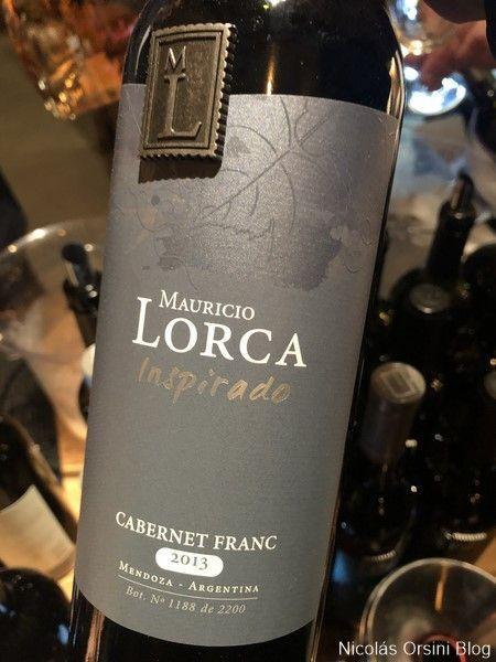 Mauricio Lorca Inspirado Cabernet Franc 2013