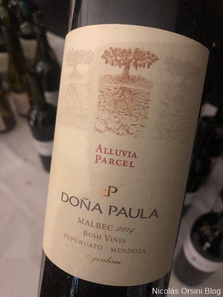 Doña Paula Alluvia Parcel 2014
