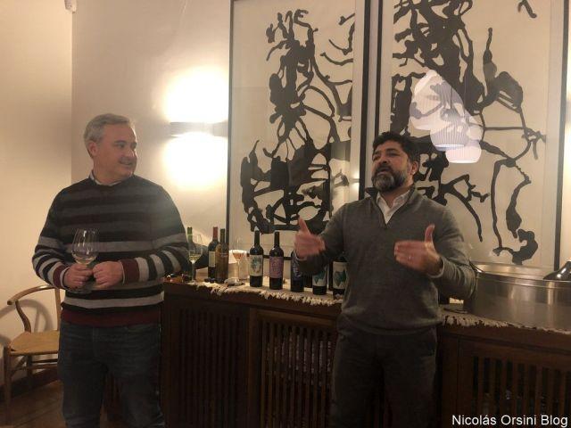 Gerardo Biondolillo y Gustavo Casir