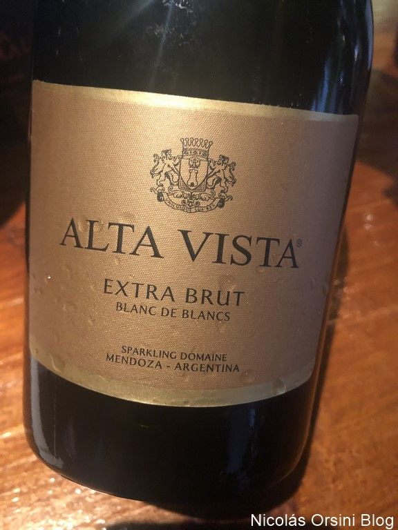 Altavista Extra Brut Blanc de Blancs