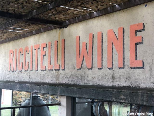 Riccitelli Wine