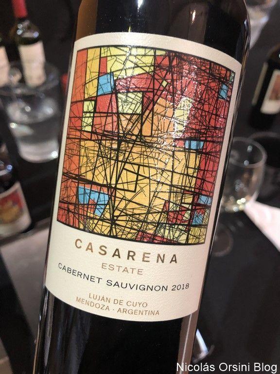 Casarena Cabernet Sauvignon Estate 2018