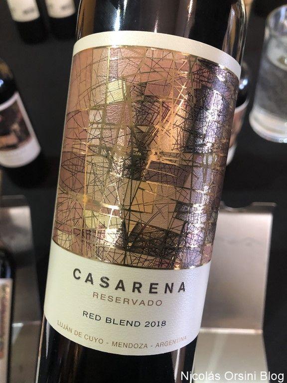 Casarena Reservado Red Blend 2018