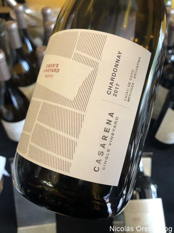 Casarena Owen´s Vineyard Chardonnay 2017