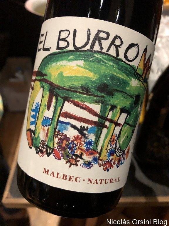 El Burro Malbec 2019