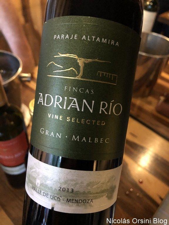 Adrián Río Gran Malbec 2013