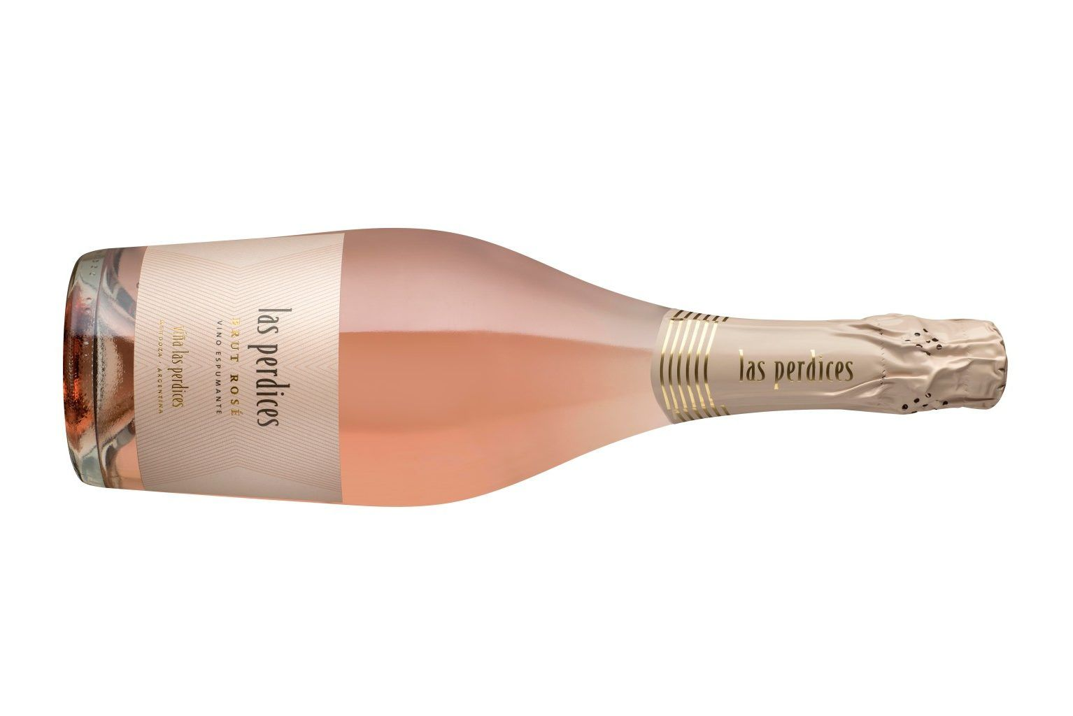 Las Perdices Espumante Brut Rosé