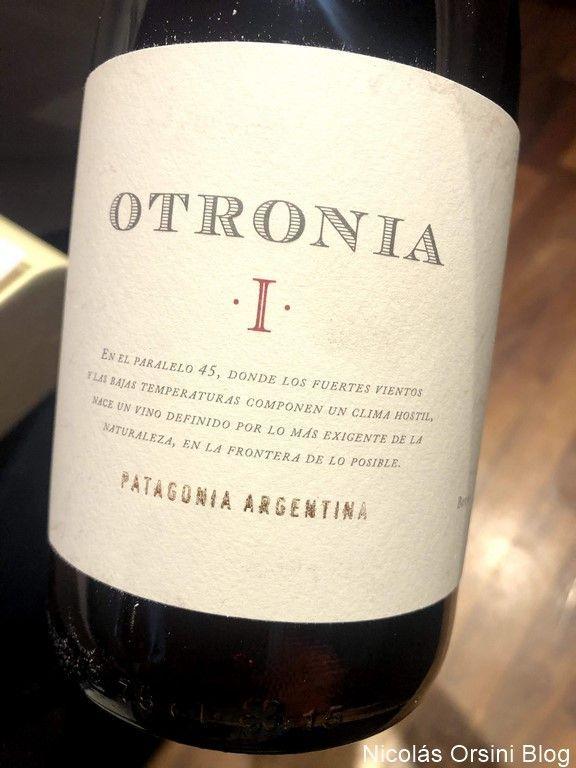 Otronia Bloque I Pinot Noir 2017