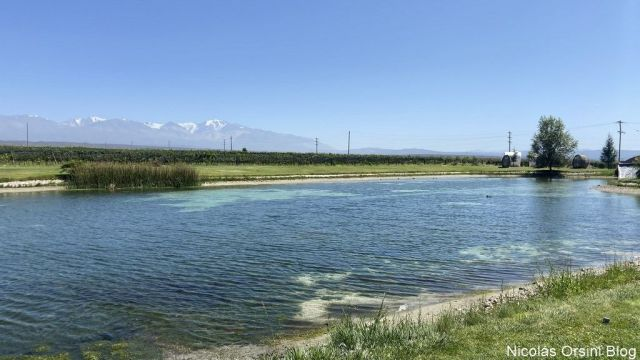 Reservorio de agua