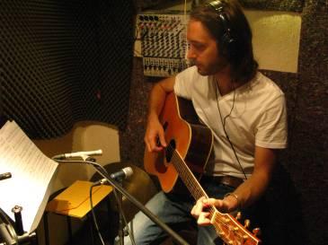 Nicolas Parent trio, Studio Session (2010)