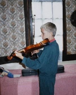 Nicolas Parent : Violon-Alto (1989)
