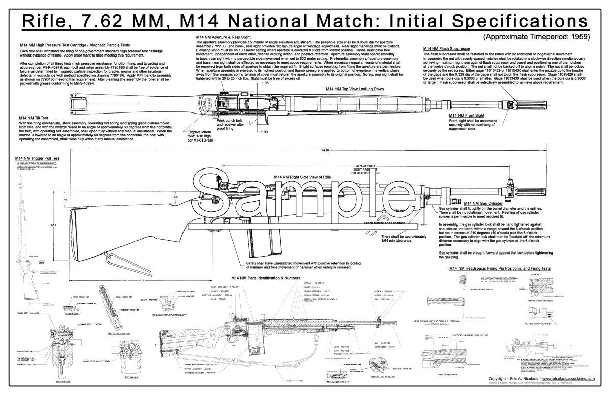 M14 Print Hot Off The Press