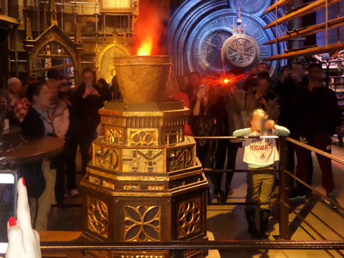 Harry Potter Studio Tour - The Goblet of Fire