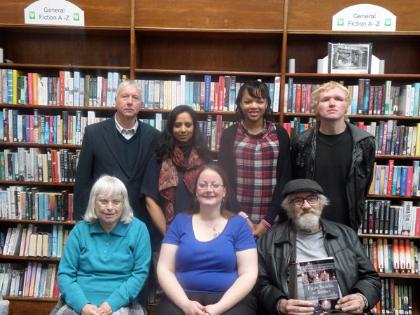 West Bromwich at War Event - My Book Reading Success - Oldbury Writing Group