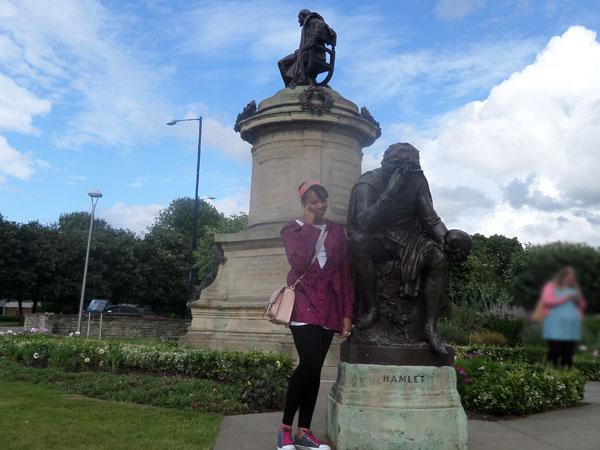 Gower Memorial - Shakespeare's Memorial