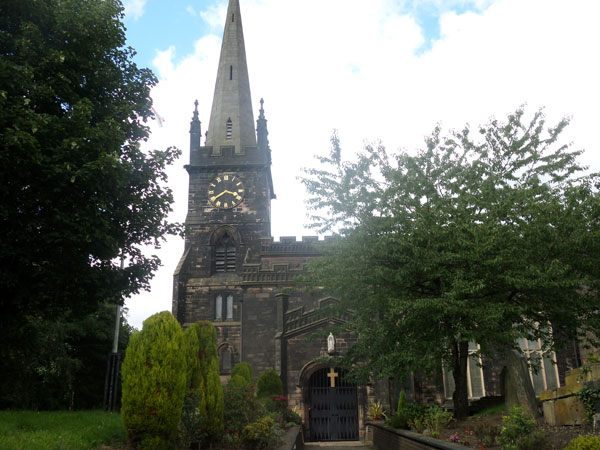 St Bartholomew's Church 1