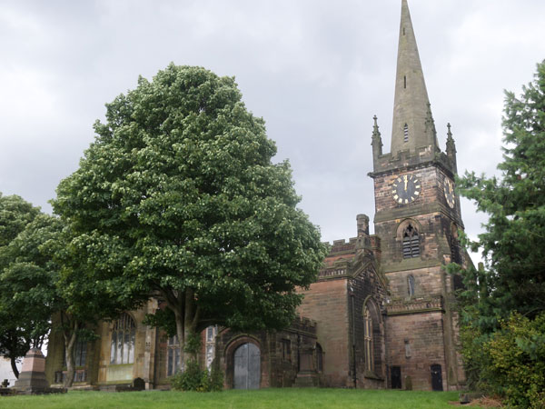 St Bartholomew's Church 21