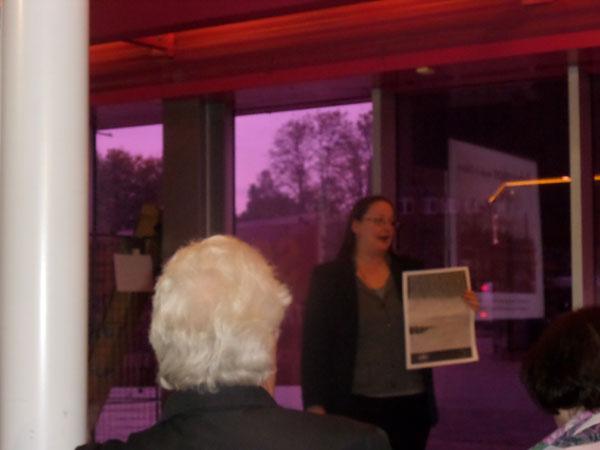 Fabrication Made in Oldbury - Launch of Oldbury Writing Group's Creative Writing Newspaper - photo 4