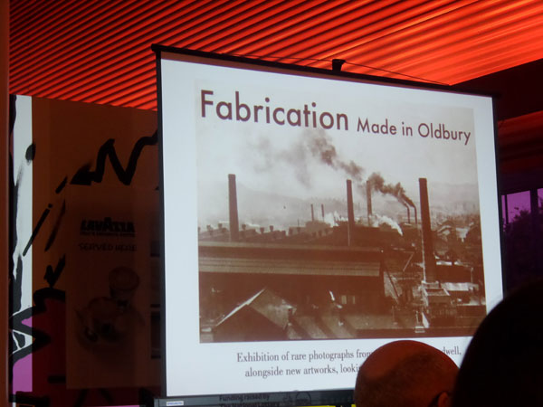 Fabrication Made in Oldbury - Launch of Oldbury Writing Group's Creative Writing Newspaper - photo 7