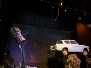 My Magical Harry Potter Studio Tour Adventure – Celebrating my 30th and Exploring the Forbidden Forest - 12