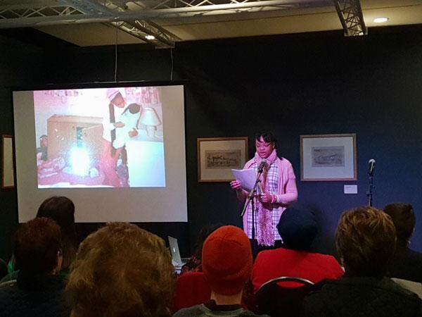Wolverhampton Literature Festival - February 2019 - 3