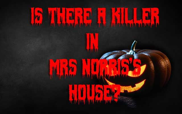 Is There a Killer in Mrs Norris's House? by Nicole J. Simms