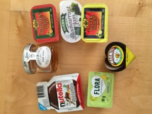 english muffin toppings