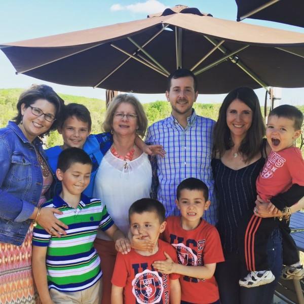 Mother's Day at Chrysalis Vineyard